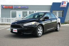 2017_Ford_Focus_S_ Rio Grande City TX
