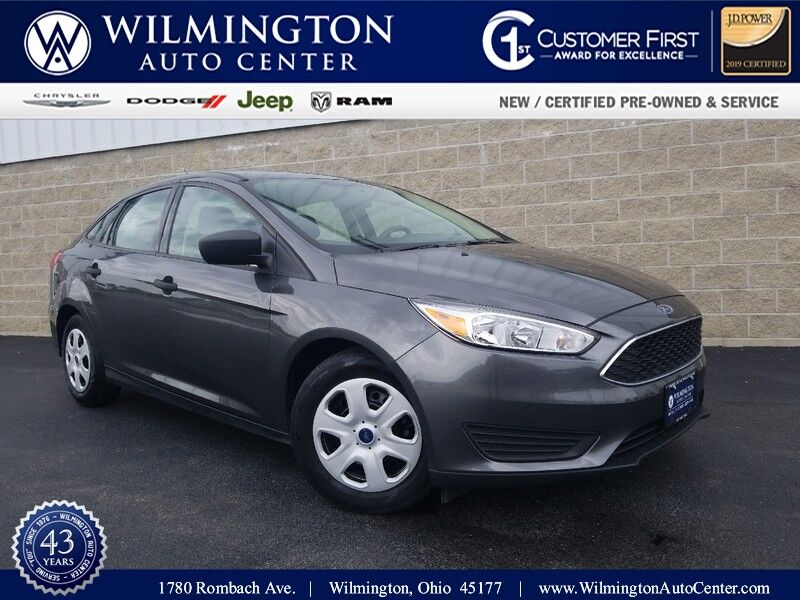 2017 Ford Focus S Wilmington OH