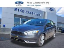 2017_Ford_Focus_S_ Cincinnati OH