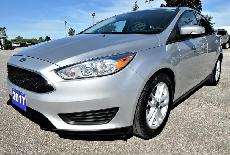 2017 Ford Focus SE | Back Up Cam | Cruise Control | Bluetooth Essex ON