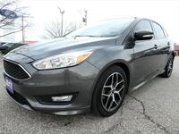 2017 Ford Focus SE | Heated Seats | Heated Steering | Back Up Cam