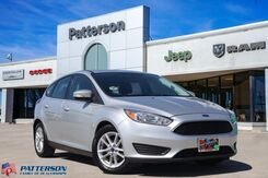 2017_Ford_Focus_SE_ Wichita Falls TX