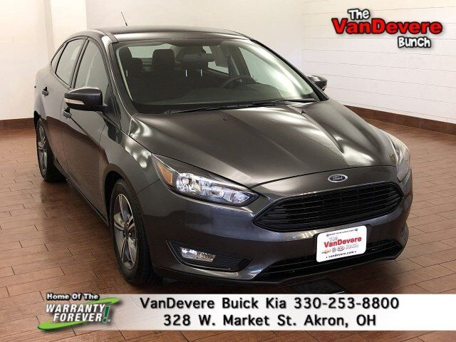 2017 Ford Focus SE Akron OH