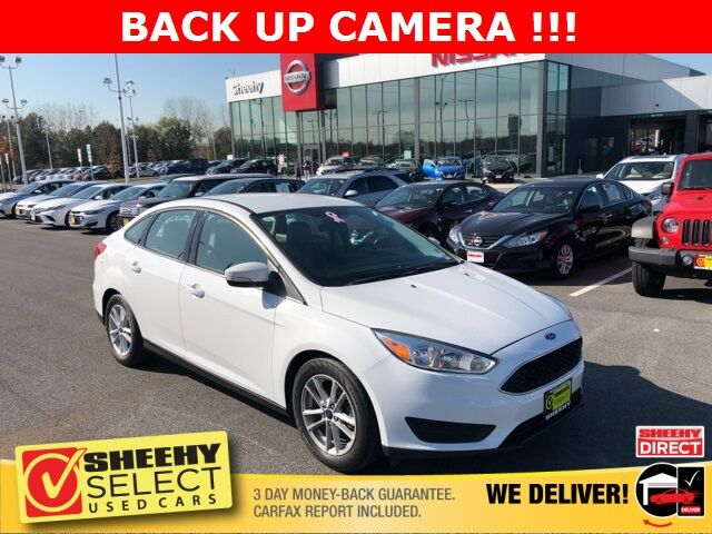 2017 Ford Focus SE White Marsh MD