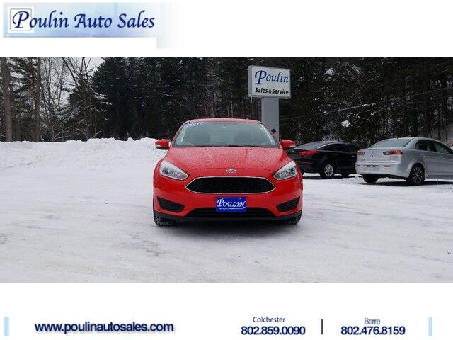 2017 Ford Focus SE Barre VT
