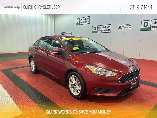 2017 Ford Focus SE Braintree MA