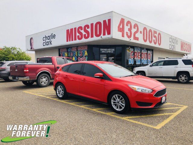 2017 Ford Focus SE Brownsville TX