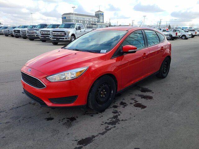 2017 Ford Focus SE Calgary AB
