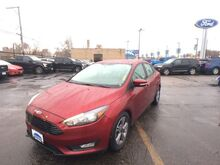 2017_Ford_Focus_SE_ Chicago IL