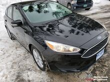2017_Ford_Focus_SE_ Claremont NH