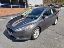 2017_Ford_Focus_SE_ Covington VA