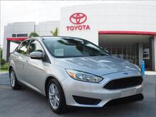 2017_Ford_Focus_SE_ Delray Beach FL