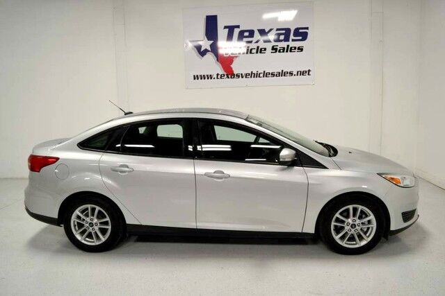 2017 Ford Focus SE Fort Worth TX