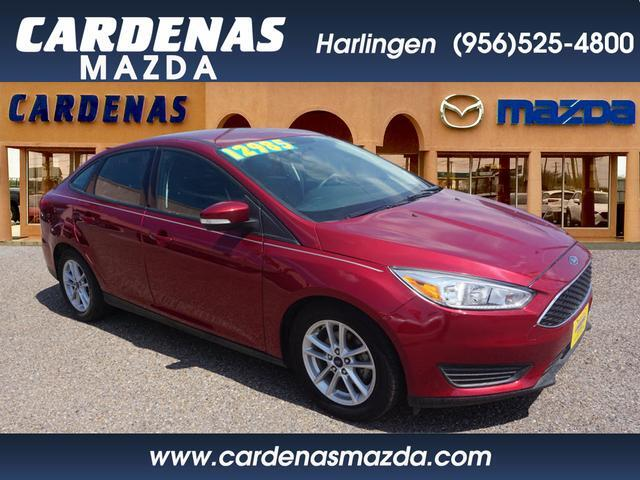 2017 Ford Focus SE Harlingen TX