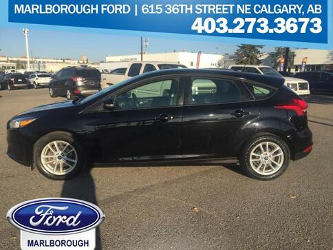 2017_Ford_Focus_SE Hatch  - Certified - Bluetooth_ Calgary AB
