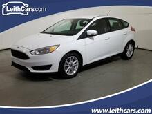 2017_Ford_Focus_SE Hatch_ Cary NC