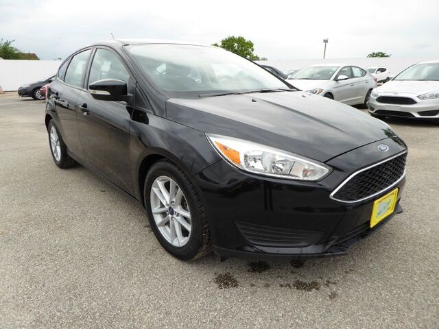 2017 Ford Focus SE Hatch Houston TX