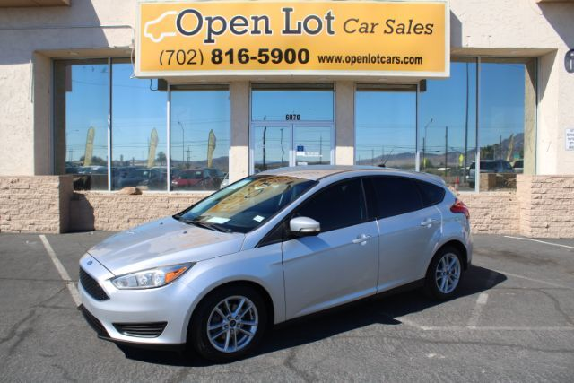 2017 Ford Focus SE Hatch Las Vegas NV