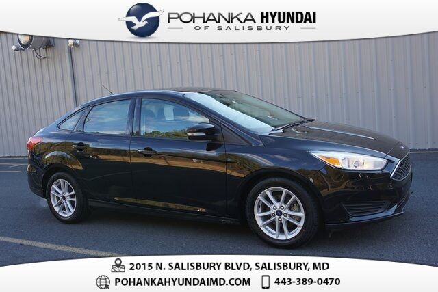 2017 Ford Focus SE **LOWEST PRICE** Salisbury MD