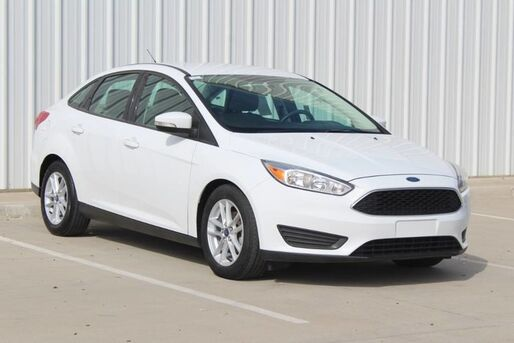 2017_Ford_Focus_SE_ Longview TX