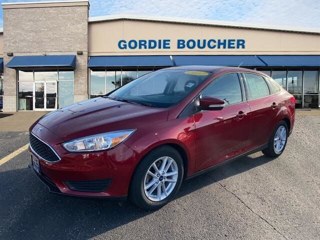 2017 Ford Focus SE Janesville WI