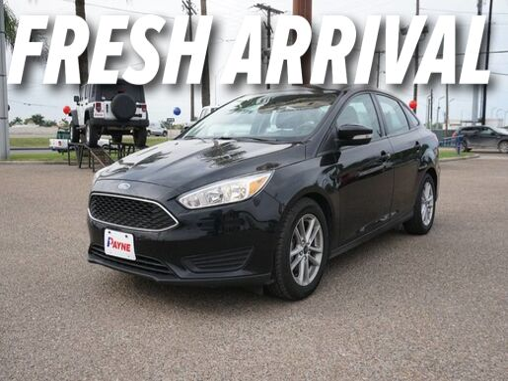 2017 Ford Focus SE Mission TX