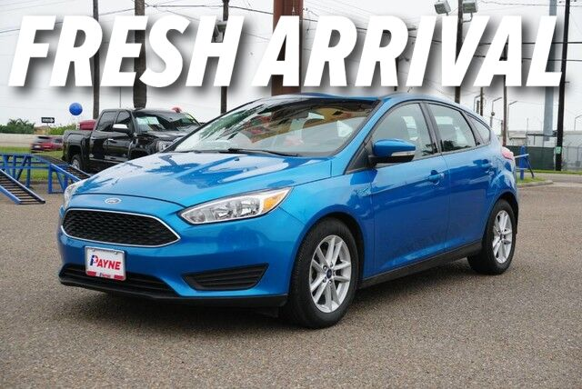 2017 Ford Focus SE Mission TX