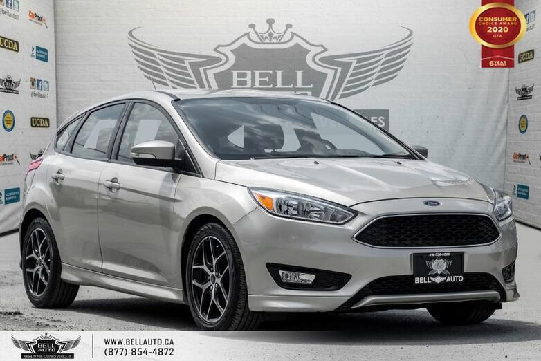 2017 Ford Focus SE, NO ACCIDENT, REAR CAM, BLUETOOTH, HEATED SEAT Toronto ON