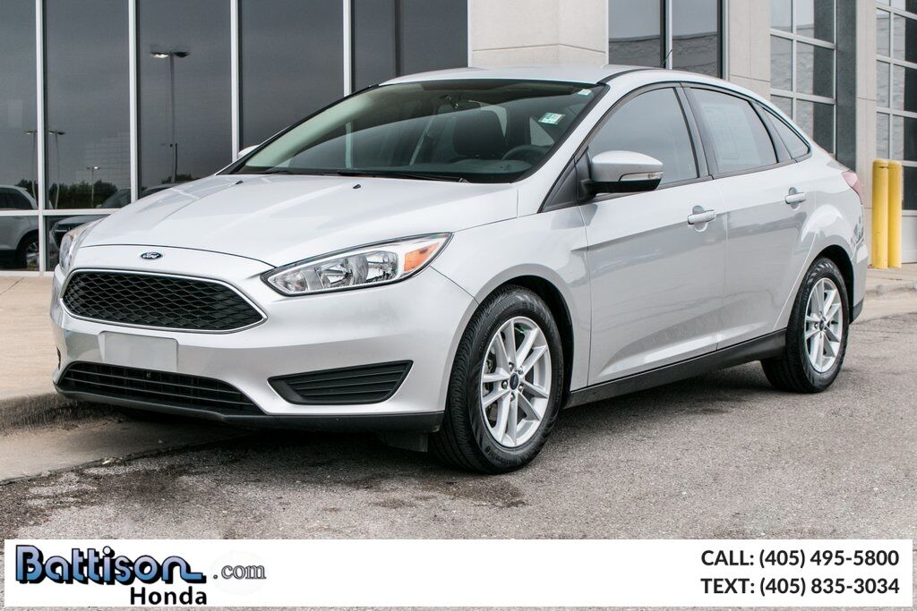 2017_Ford_Focus_SE_ Oklahoma City OK