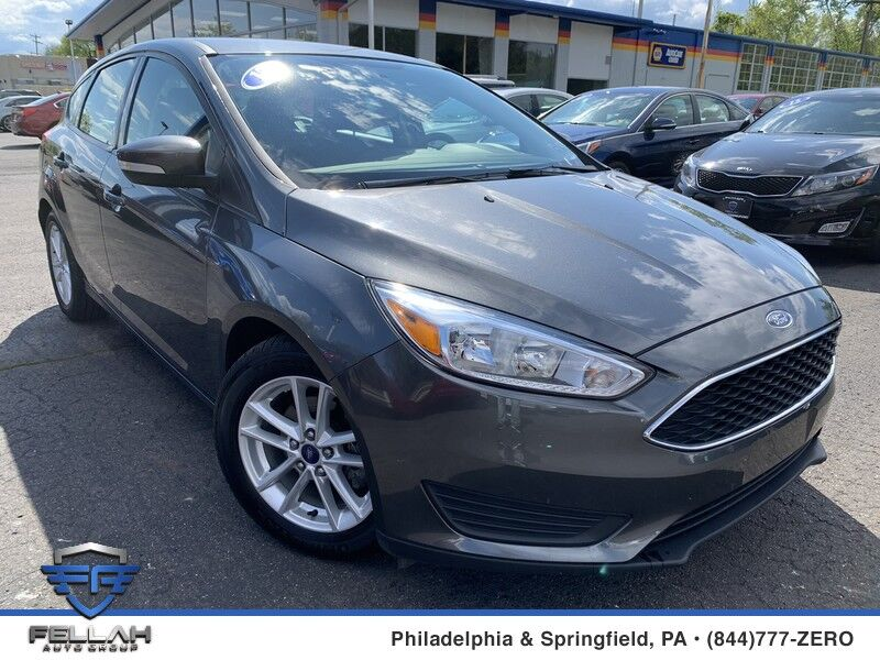 2017 Ford Focus SE Springfield PA