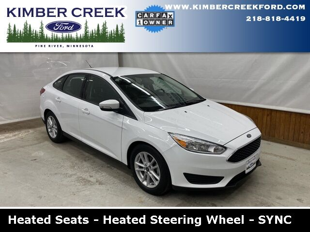 2017 Ford Focus SE Pine River MN