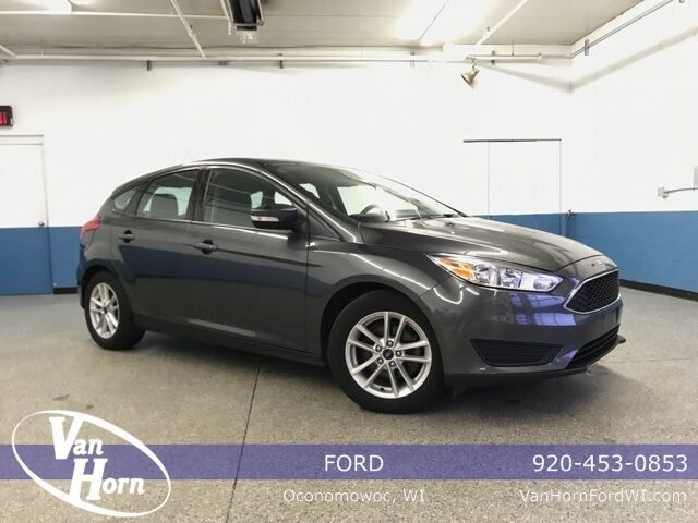 2017 Ford Focus SE Plymouth WI