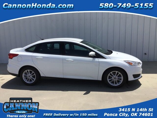2017 Ford Focus SE Ponca City OK