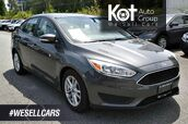 2017 Ford Focus SE! SPORTS EDITION! AUTOMATIC! LOW KMS! 1 OWNER!