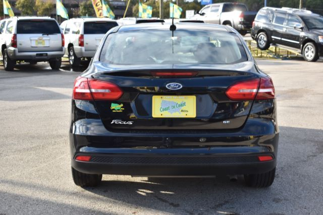 2017 Ford Focus SE Sedan Houston TX