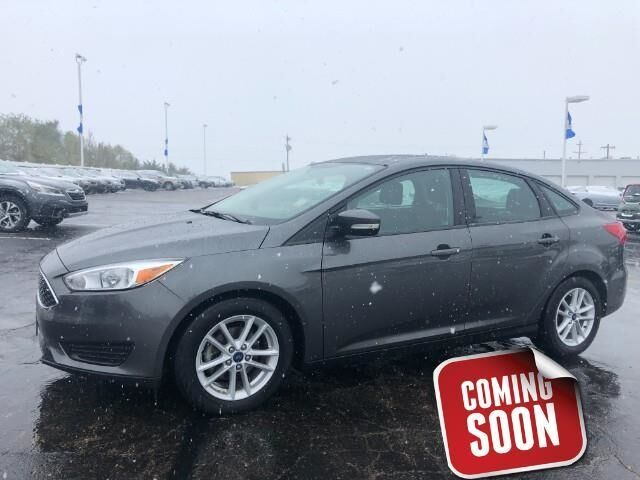 2017 Ford Focus SE Sedan Topeka KS