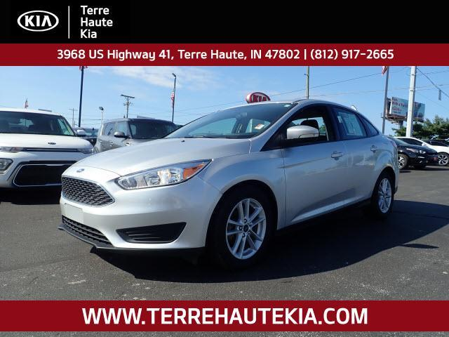 2017 Ford Focus SE Sedan Terre Haute IN