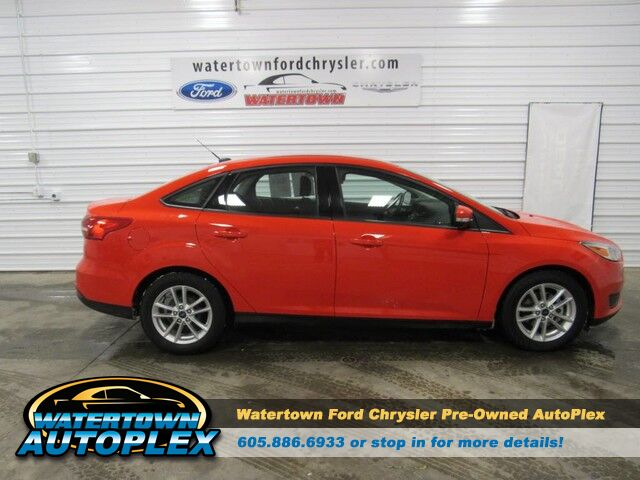 Watertown Ford Sd >> 2017 Ford Focus SE Watertown SD 27892340