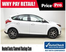 2017_Ford_Focus_SEL Appearance Package w/Sunroof_ Maumee OH