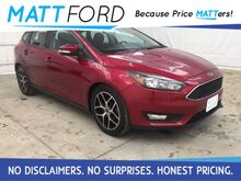 2017_Ford_Focus_SEL_ Kansas City MO