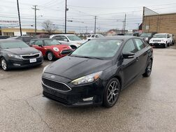 2017_Ford_Focus_SEL_ Cleveland OH