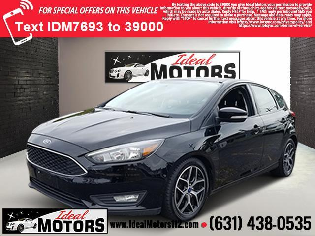2017 Ford Focus SEL Hatch Medford NY