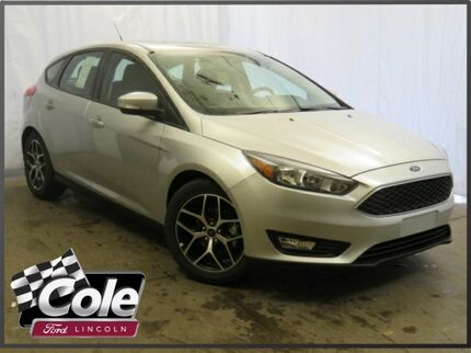 2017_Ford_Focus_SEL Hatch_ Coldwater MI