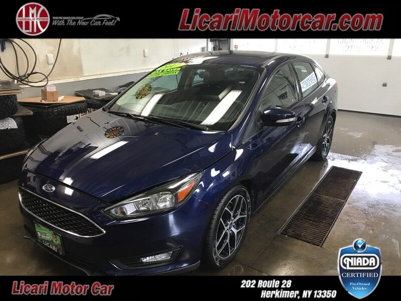 2017 Ford Focus SEL Herkimer NY