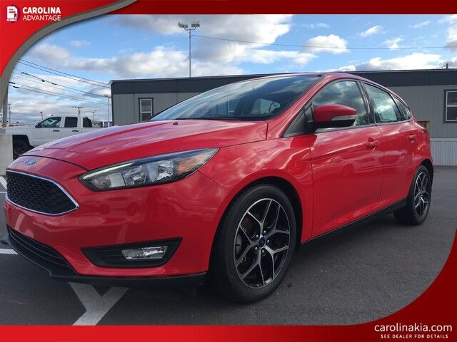 2017 Ford Focus SEL High Point NC