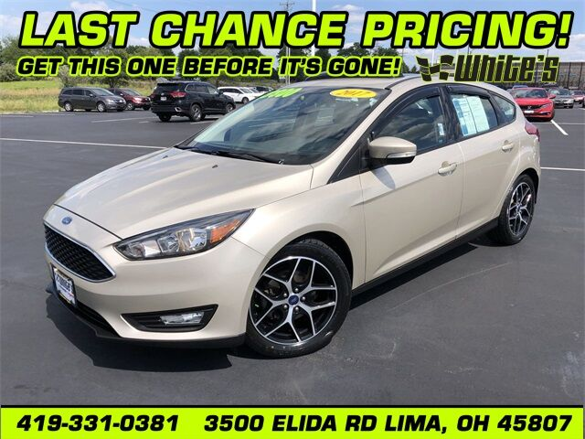 2017 Ford Focus SEL Lima OH
