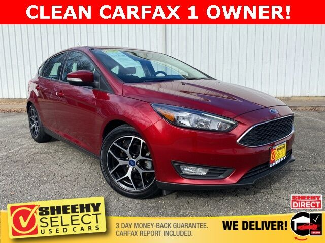 2017 Ford Focus SEL Richmond VA