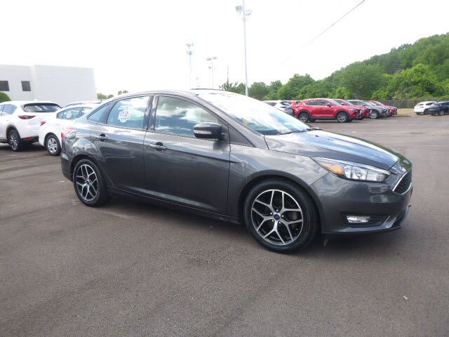2017 Ford Focus SEL Memphis TN