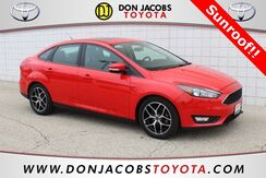 2017_Ford_Focus_SEL_ Milwaukee WI