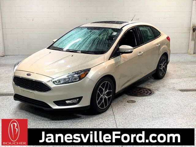 2017 Ford Focus SEL Janesville WI